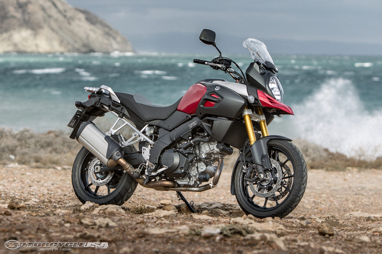 Suzuki Juga Sedang Menyiapkan Motor Sport Adventure 250cc Guna Saingi Versys250