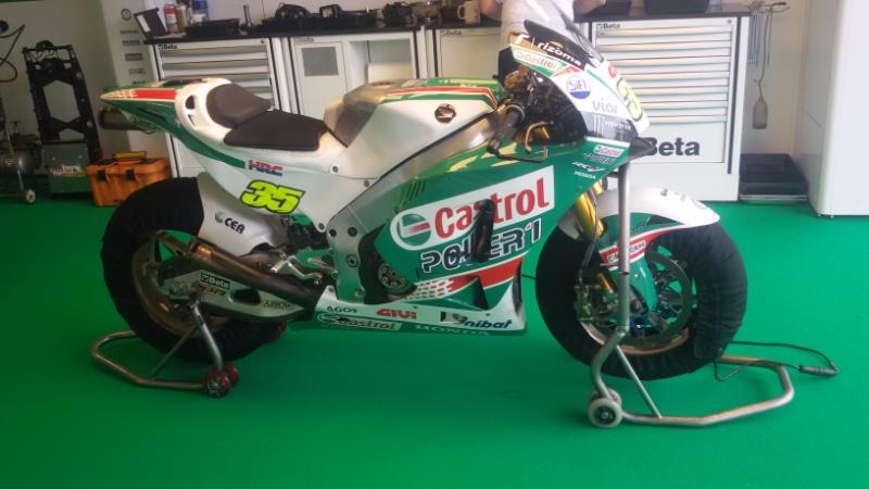 MotoGP: Castrol Gantikan CWM Sebagai Sponsor LCR Honda..???