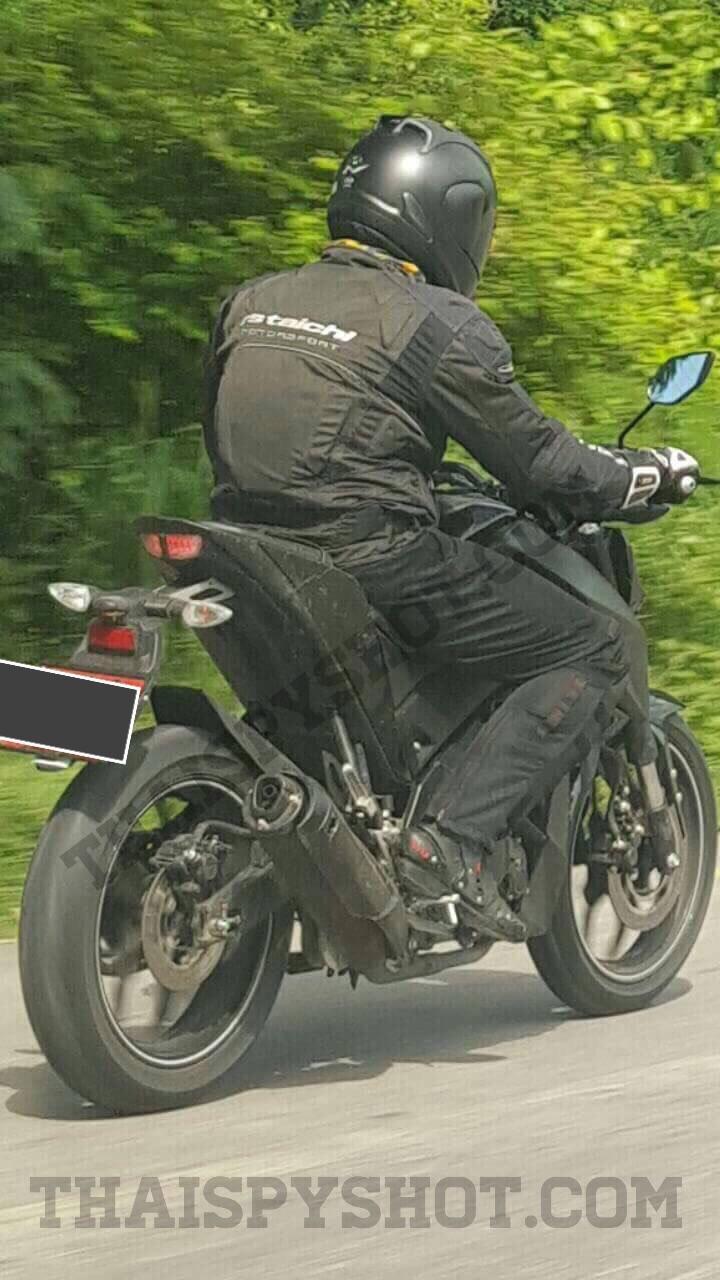 Yamaha MT-15 Pakai Basis Mesin dan Sasis Sama Dengan New V-ixion Lightning Meluncur Triwulan Pertama 2016