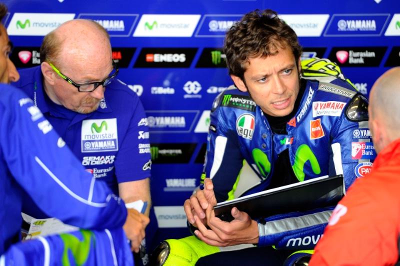 MotoGP: Rossi Berusaha Bidik Kemenangan di 5 Sisa Race Musim ini.. Mungkinkah..???