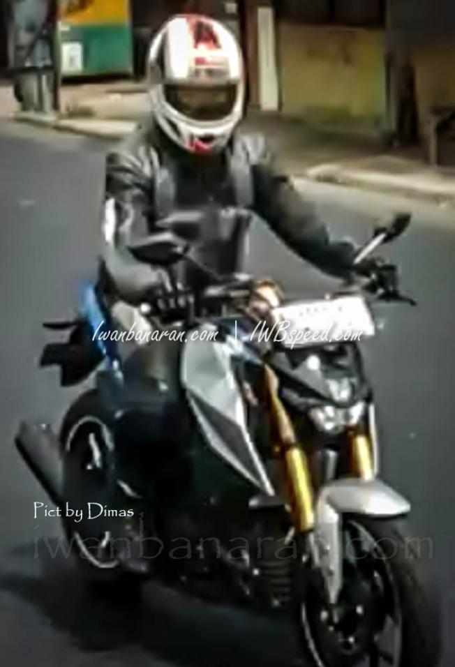Spyshoot Yamaha MT15.. Predator Berkompres..!!!