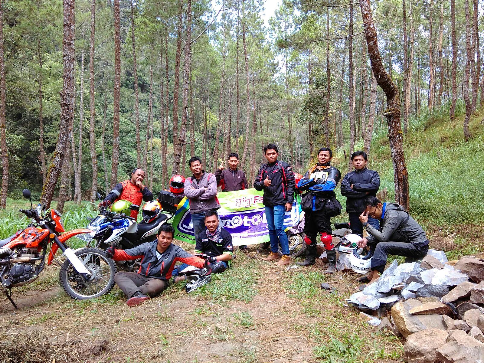 Motomazine Road to HBD Jatimotoblog di Bumi Majapahit