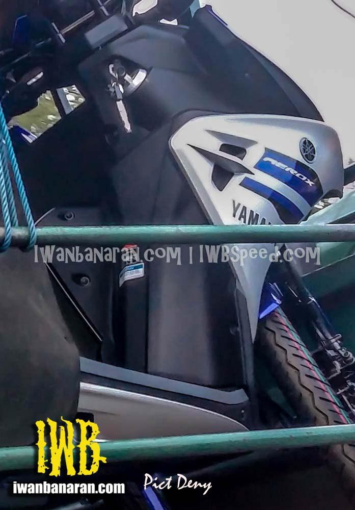 Yamaha Aerox Sedang Distribusi ke Dealer. Bakal Jadi Primadona atau Penunggu Gudang…???
