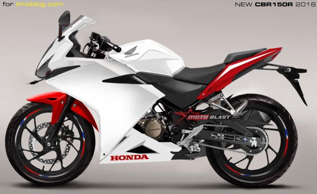Renderan New Honda CBR150R ini Mendekati Keaslian..!!!