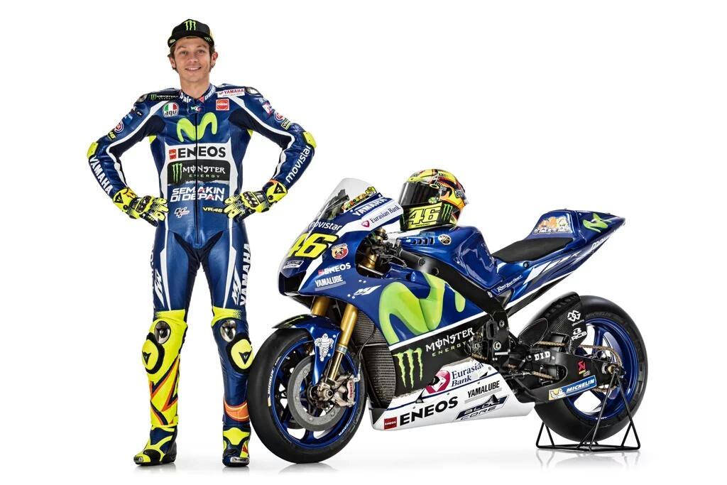 MotoGP: Valentino Rossi Keluhkan Kurangnya Power Yamaha M1 di Trek Lurus..!!!
