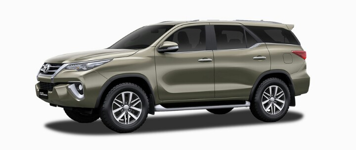 Curi Start All New Toyota Fortuner Resmi Dirilis Dahului Pajero