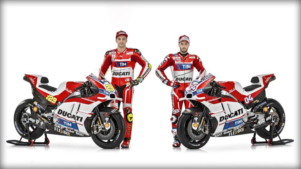 "MotoGP: Ducati Rilis Livery ""Pesawat"" Desmosedici GP16..!!!"