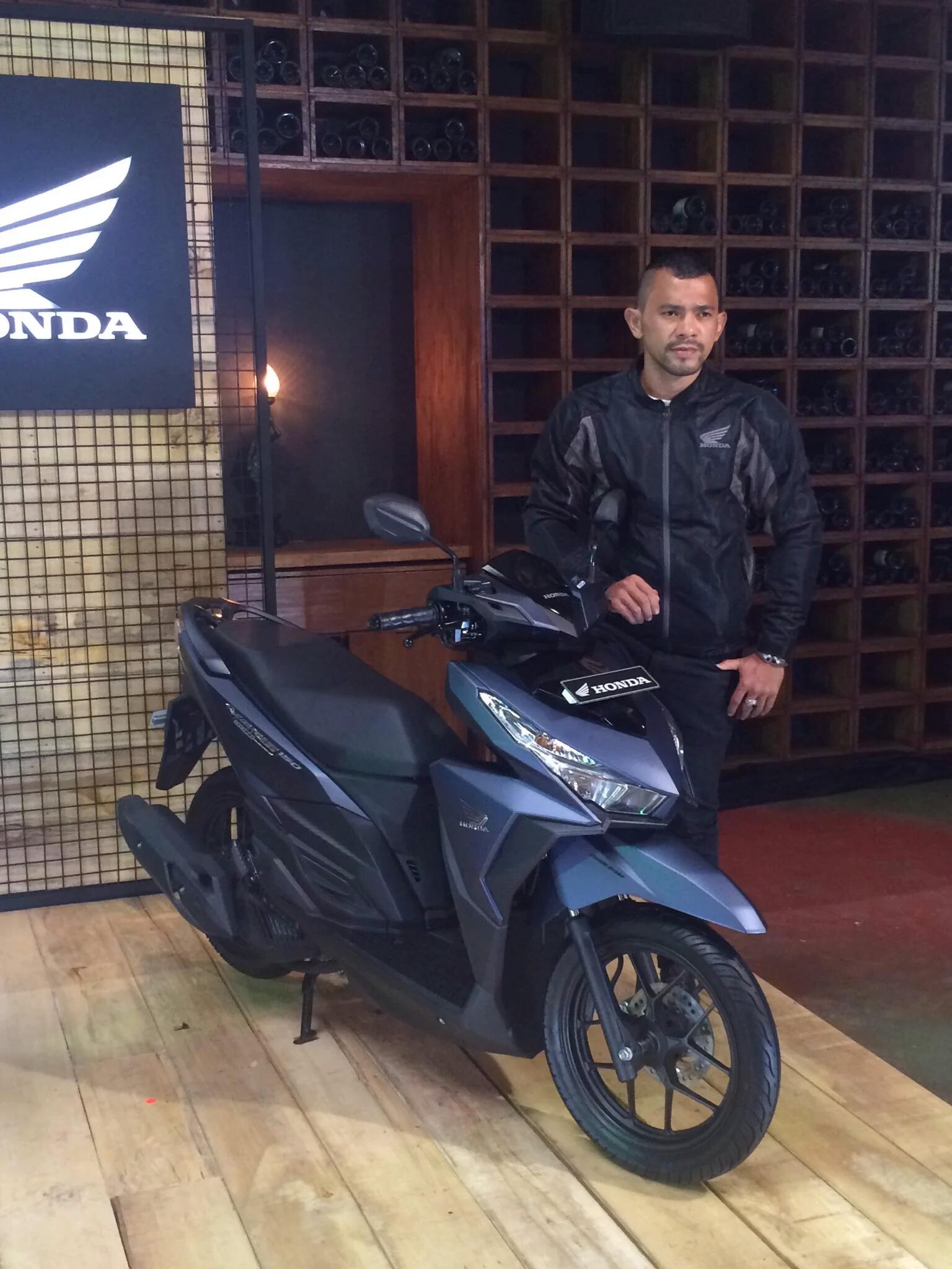 Bukan Supra X150, Melainkan Vario 150 Facelift lah yang dirilis Honda Hari ini…