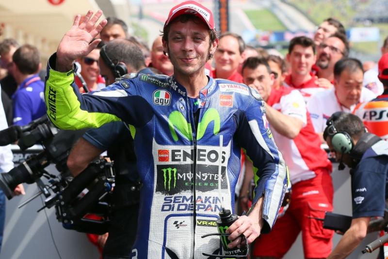 Valentino Rossi Genap Berusia 37 Tahun… HBD The Doctor..!!!