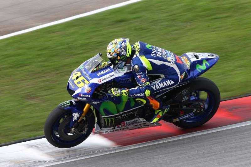 Valentino Rossi Penasaran Dengan Topspeed M1..???