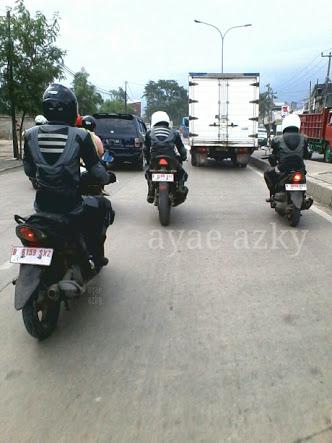 Spyshot Yamaha R15 Facelift… Sebuah Counterattack Atas New CBR150R Kah…???