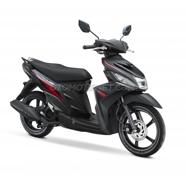 Yamaha rilis Mio Z.. Hadir dengan ban lebih gambot dihargai 15,1 juta rupiah