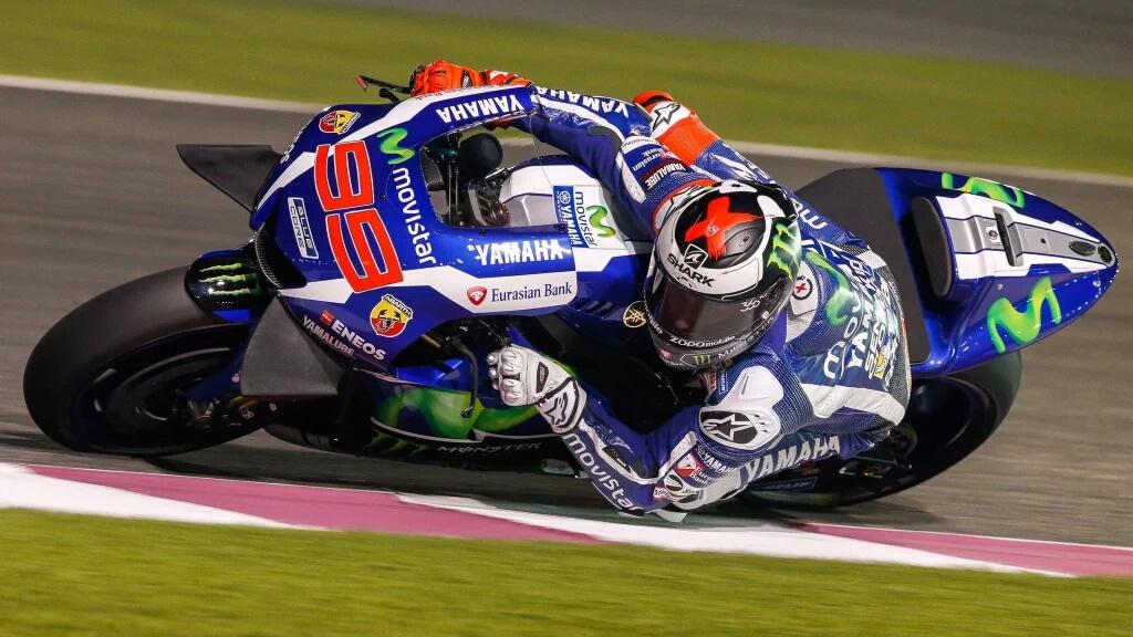 MotoGP:Hasil Tes Pramusim Qatar Hari Pertama (Rabu)… Lorenzo Terdepan