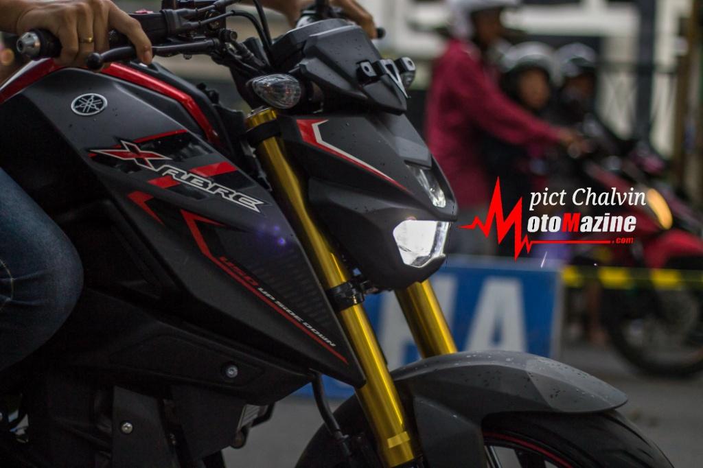 Yamaha Launching XABRE di Tulungagung..!!!