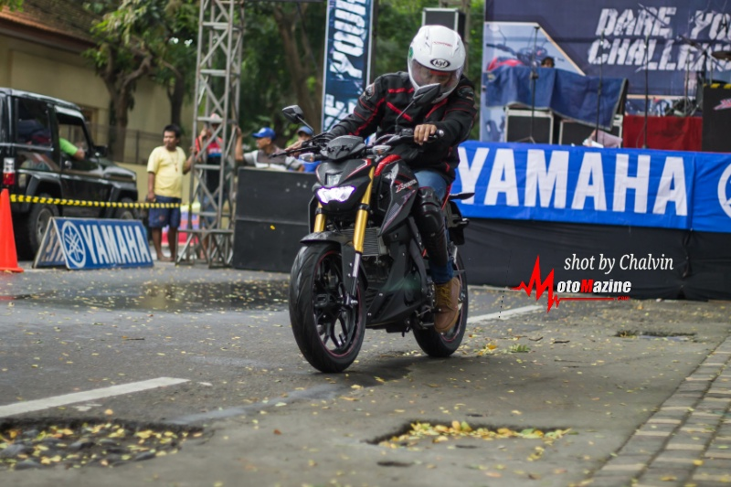 Test Ride Yamaha XABRE, Handling Mantap tak Terbantahkan…!!!