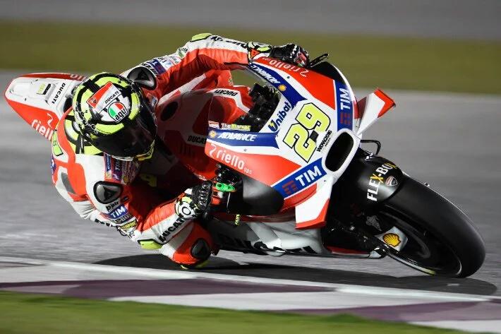 Hasil FP2 MotoGP Qatar 2016: Iannone tercepat disusul Marquez