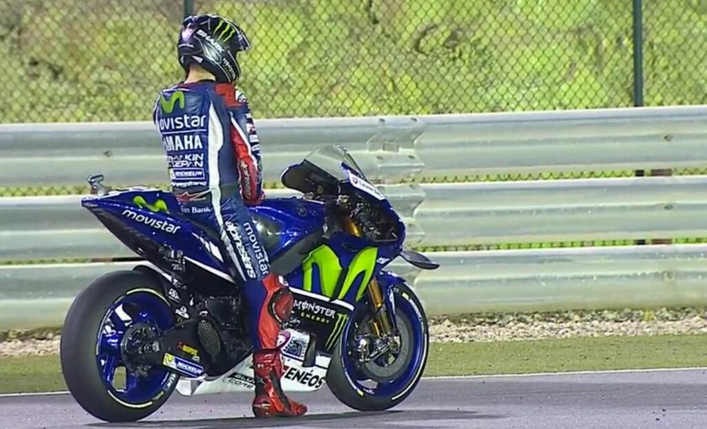 MotoGP: Jorge Lorenzo Awali Balap Qatar dari posisi terdepan.. Rossi ke lima…!!!