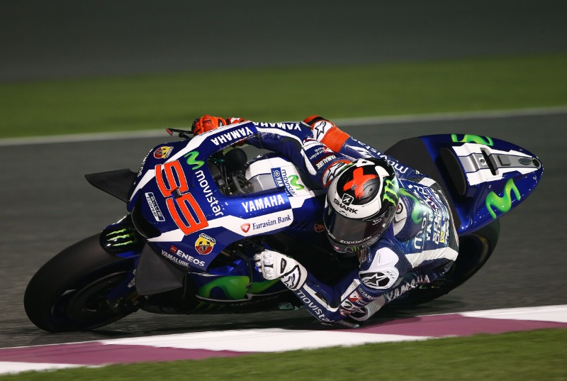 MotoGP: Duo Yamaha berjaya di Free Practice1 Qatar..!!!