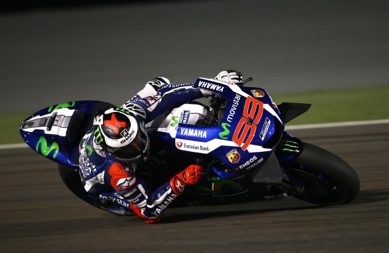 MotoGP: Tes Pramusim Qatar (Final), Lorenzo Masih Tercepat