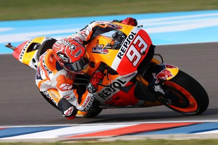 Marquez dan Pedrosa Kuasai Free Practice 2 MotoGP Termas de Rio Hondo Argentina. Rossi ketujuh, Lorenzo..???