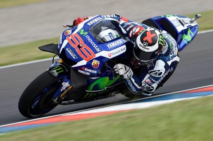 Jorge Lorenzo Dominasi FP1 dan FP2 MotoGP Jerez.. Rossi ke Lima