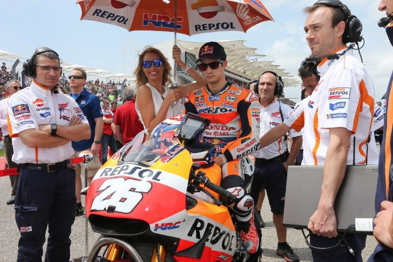 MotoGP: Dani Pedrosa Resmi bersama HRC hingga 2018. Apa Alasannya?
