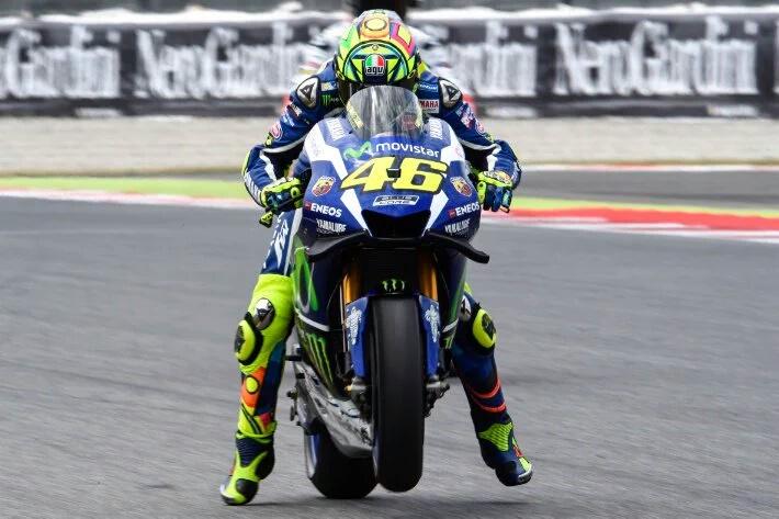 MotoGP: Valentino Rossi Punya Modal Lebih Hadapi Balapan Assen