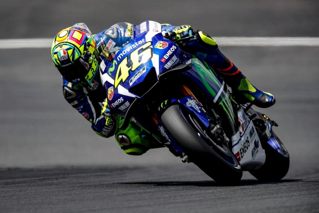 MotoGP: Valentino Rossi Sebut Austria tak Cocok dengan M1. Balapan di sana Bakal Sulit?