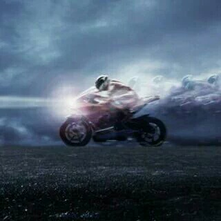 Benarkah Motor dalam Potongan Iklan ini adalah CBR250RR..??
