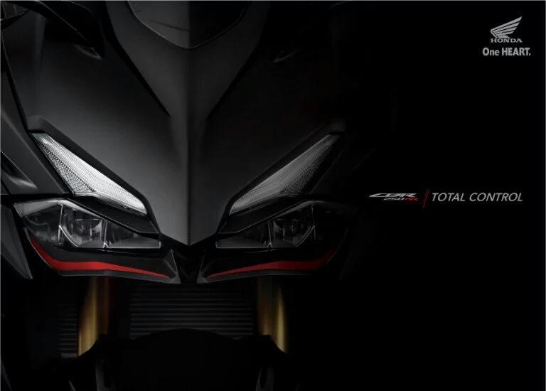Resmi…!!! Inilah Honda CBR250RR