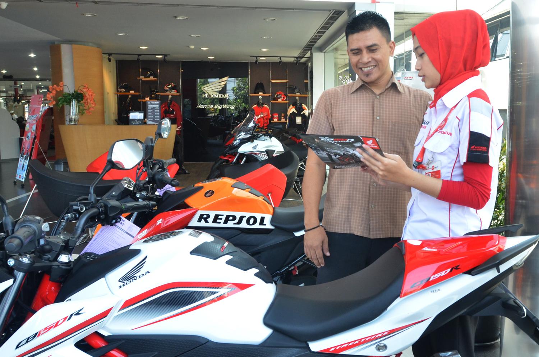 Jajaran Motor Sport Honda Kuasai 60% Market Share Tanah Air. Tanda Sport Honda Semakin diminati?