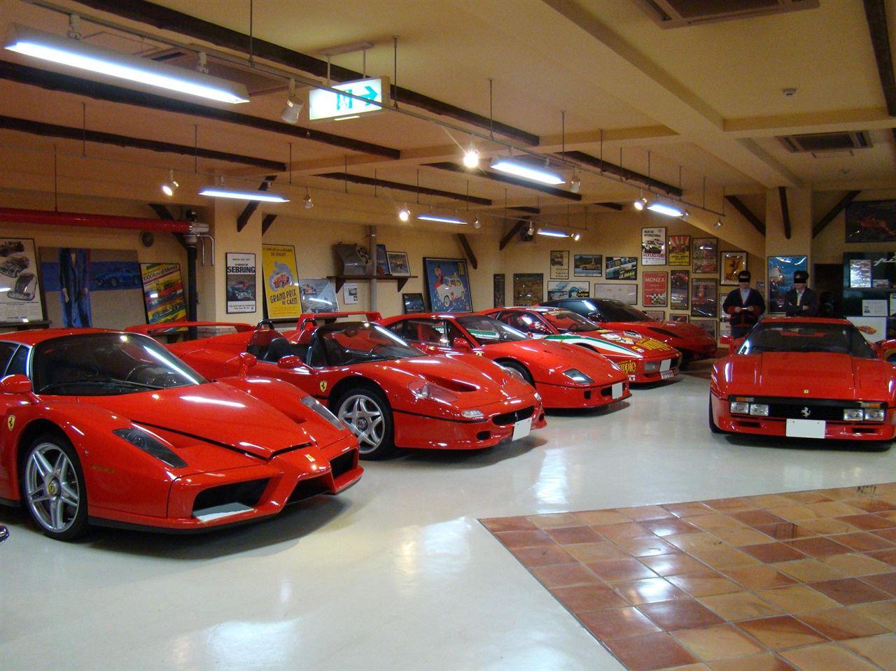 Ferrari Bantah akan Buka Pabrik di Jawa Timur