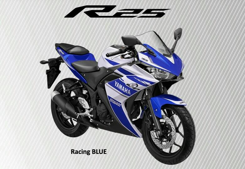 HOT!!! Desain Yamaha R25 Facelift bakal Berubah Total, Rangka Pakai Deltabox?