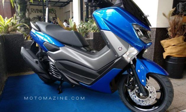 Yamaha NMAX Facelift? Judulnya Sabar, Spyshot yang Muncul Justru Membingungkan