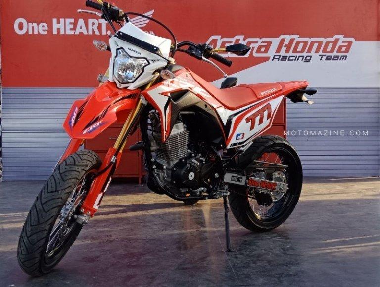 Honda CRF150 Supermoto Apa Kabar?