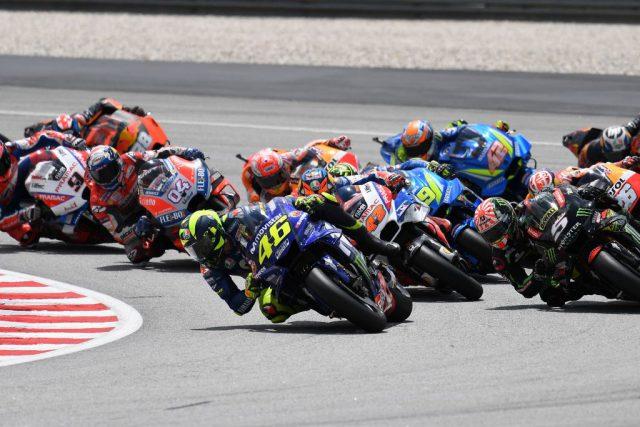 Indonesia Siap Cetak Sejarah, Balap MotoGP Jalanan di 2021. Semoga Rossi Masih Mau Balapan