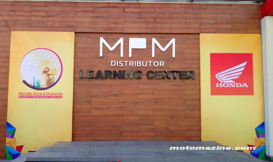 Alasan MPM Distributor dipilih Jadi Arena Penyelenggara Kontes Mekanik se Asia-Ocenia