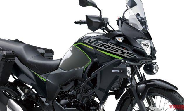 Update Calon Kawasaki Versys-X250 2019