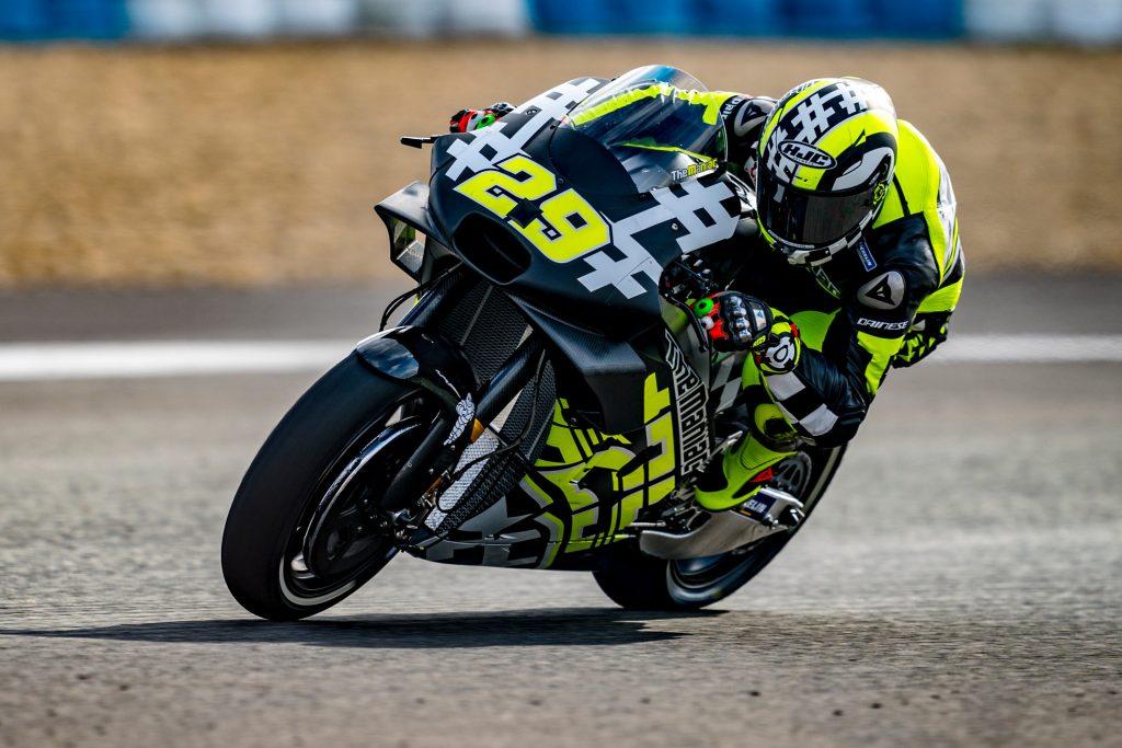 Iannone Kritisi RS-GP yang Bikin Aprilia Kaget