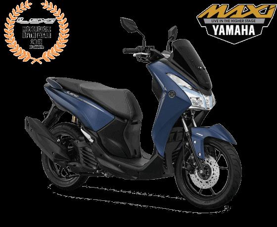 Resmi Meluncur, Harga Yamaha LEXI S-ABS Rp 25,8 Juta. Berikut Spesifikasinya