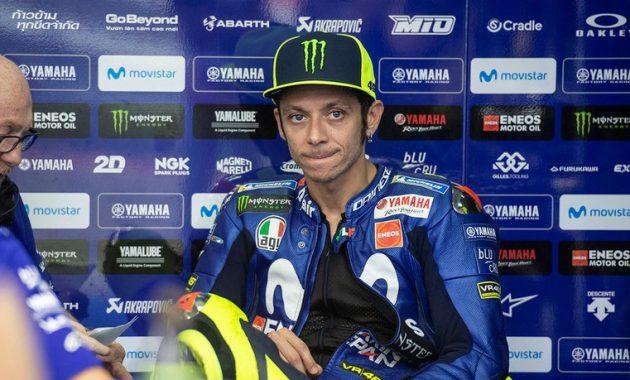 Rossi Sebut Livery M1 2019 akan Seperti Inter Milan
