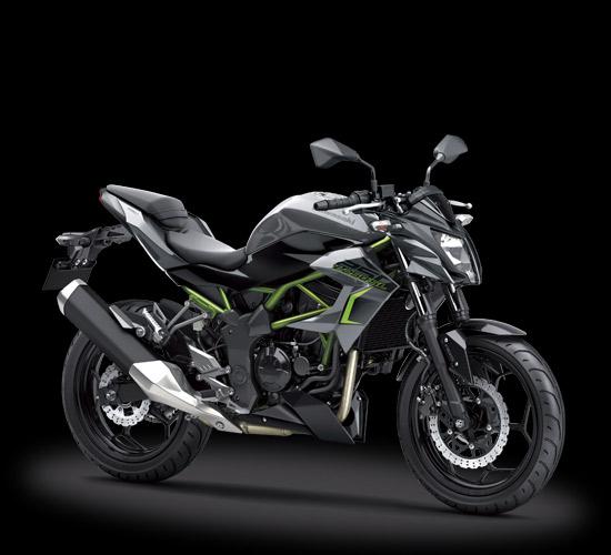Kawasaki Rilis Z250 SL. Hadir dalam Dua Varian Berikut Harganya