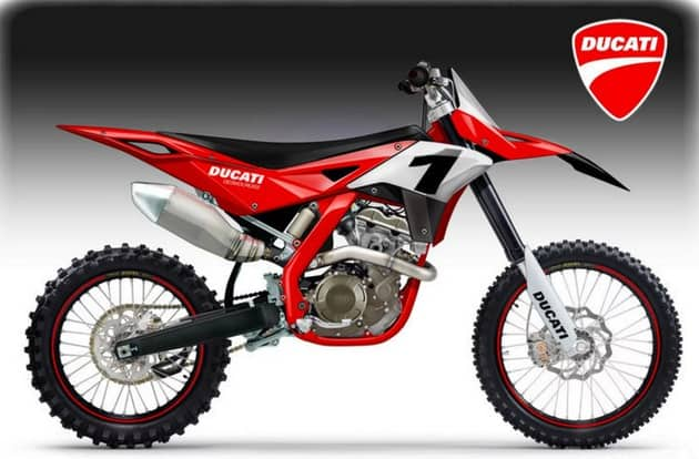 Ducati Siapkan Motocross?