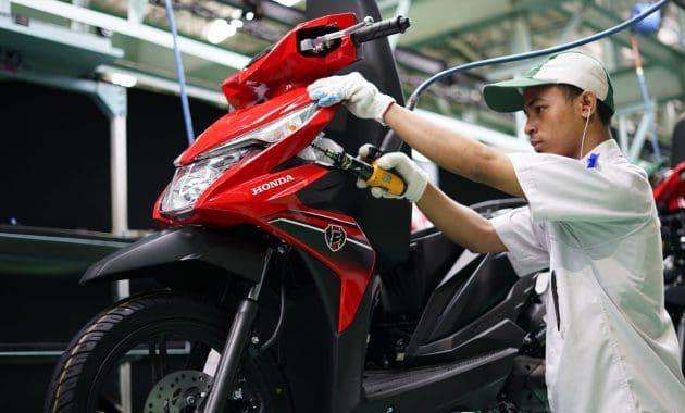 Semakin Laris Honda BeAT eSP dan BeAT Street eSP 2019 Kembali Berpurwarupa