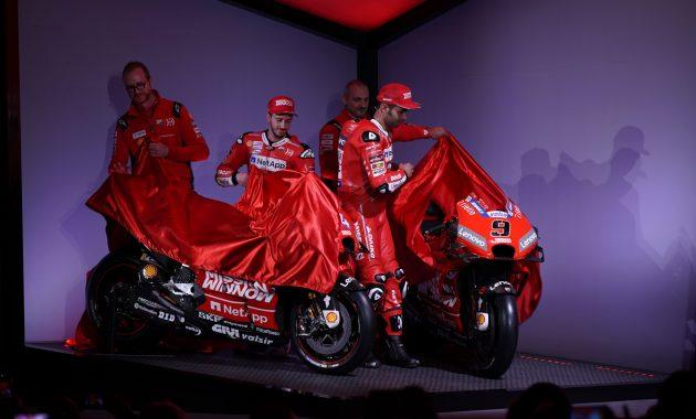 Livery Mission Winnow Ducati 2019. Berikut Galerinya