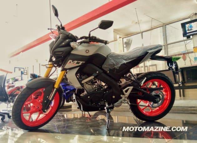 Impresi Pertama Ketemu Yamaha MT-15. Keker Sih, Cuma… Intip deh Galeri dan Spesifikasinya
