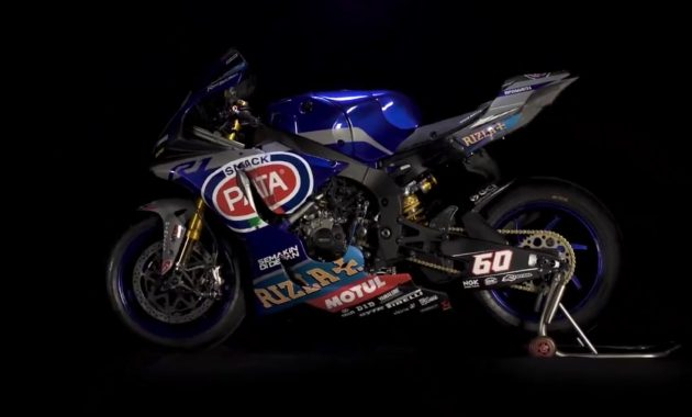 PATA Yamaha WSBK 2019. R1 Makin Mendekati M1