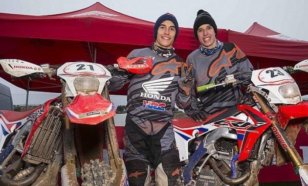 Marquez ingin Balapan di Dakar. MotoGP nya?