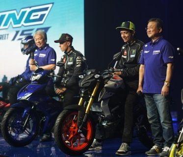 Dongkrak Image, Rossi dan Vinales Perkenalkan MT-15 juga MX-King
