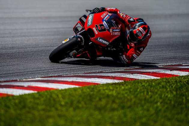 Tes MotoGP Hari Ketiga: Petrucci Pimpin Pasukan Ducati Ngamuk di Sepang